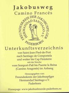 Camino_Frances_Das_gelbe_heft
